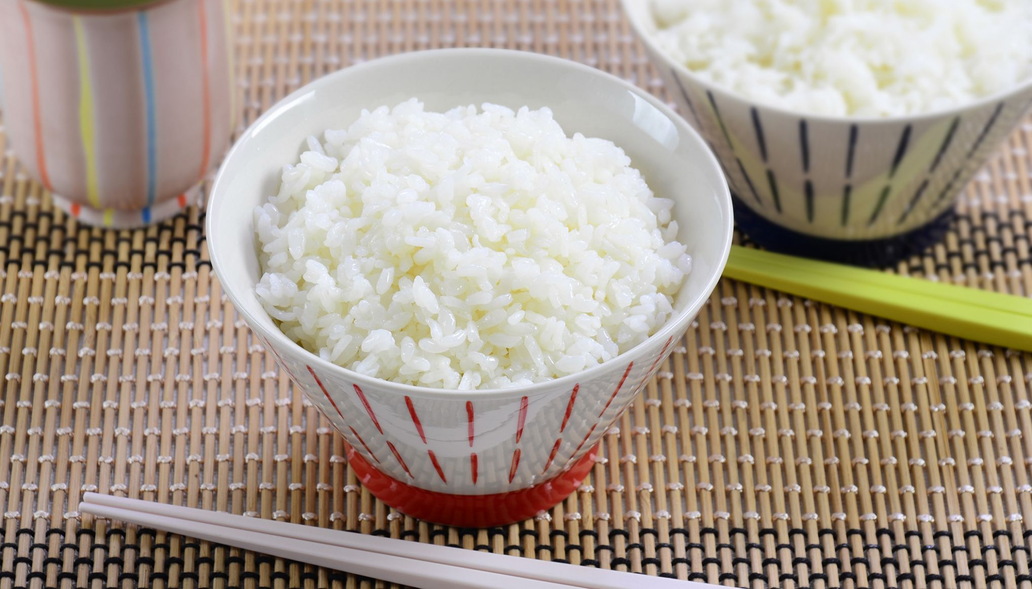 White Rice | Zojirushi.com