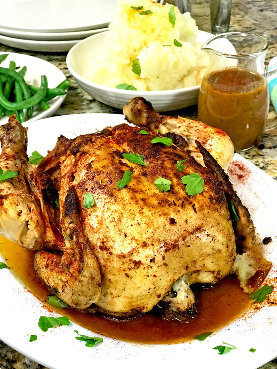 Whole Chicken Pressure Cooker Recipe for The Instant Pot - Recipes Chicken In Pressure Cooker