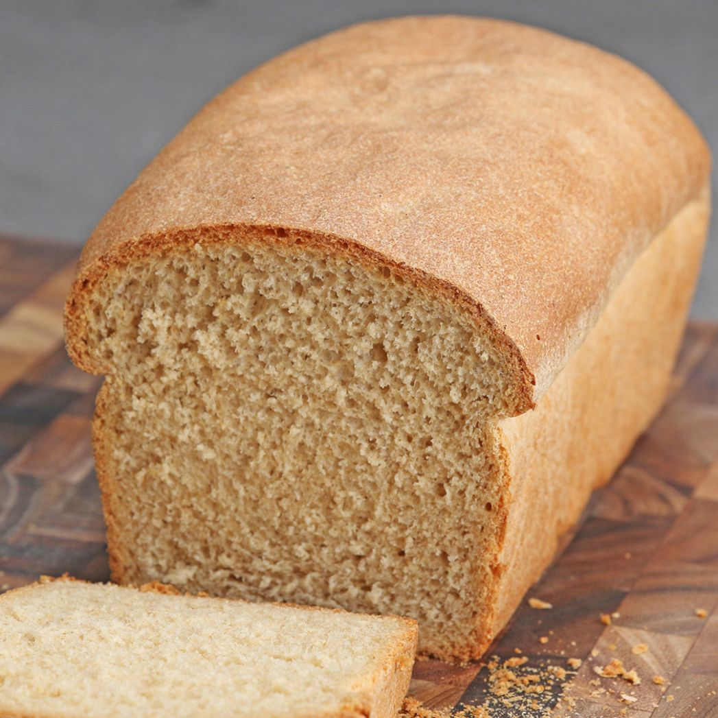 Whole Wheat Sandwich Bread Recipe by Tasty - All Recipes Sandwich Loaf