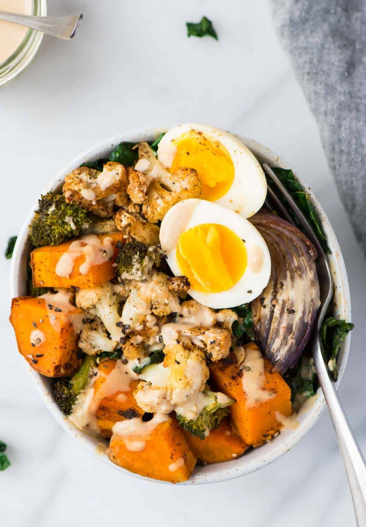 Whole10 Vegetarian Power Bowls