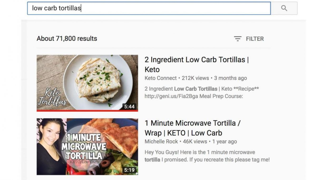 Write The Perfect YouTube Description | Biteable - Food Recipes Youtube Channels