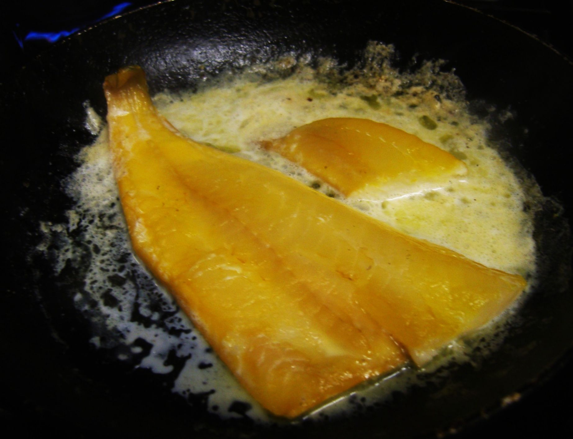 Yellow Fish cooking | Bloke In A Kitchen