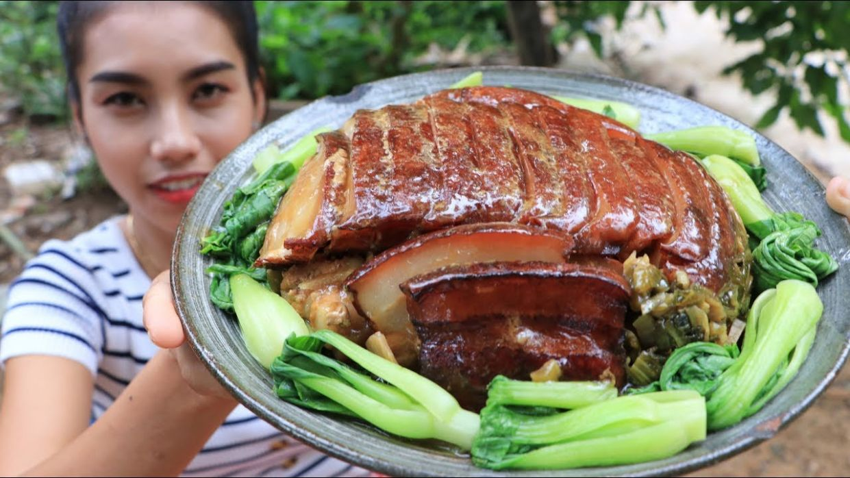 Yummy cooking Braised Pork recipe - Cooking skill