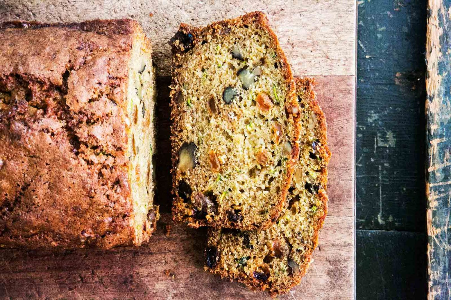 Zucchini Bread with Pineapple - Simply Recipes Zucchini Bread